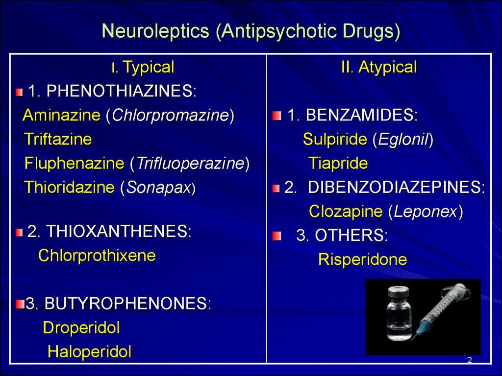 Is Lithium An Antipsychotic