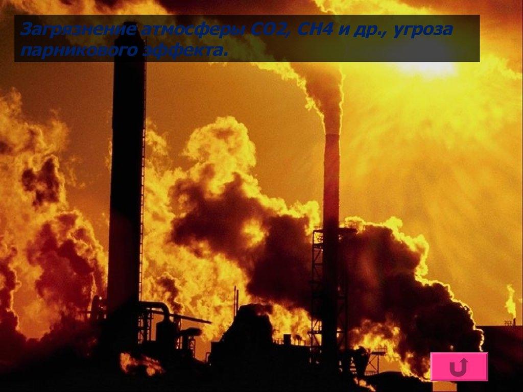 экологические проблемы тепловых машин реферат