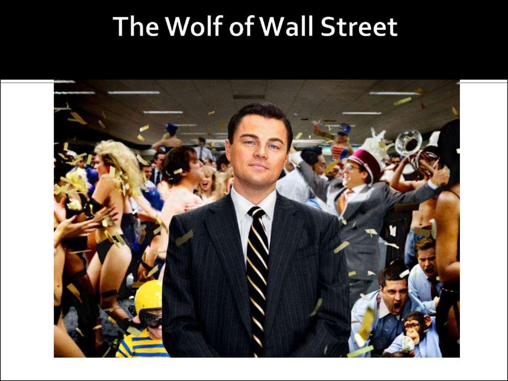 An analysis of wallstreet the movie
