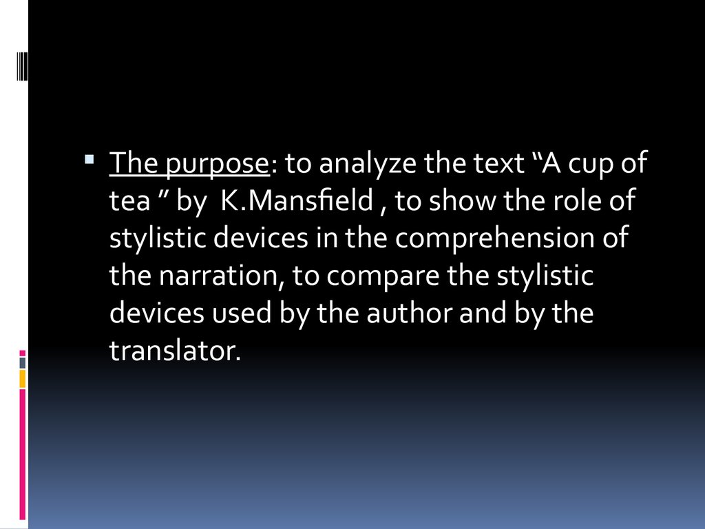 role of foregrounding in the analysis of literary texts Intro to stylistics course outline  introduction to stylistics is a language and style course that will help the students in exploring (primarily literary) texts.