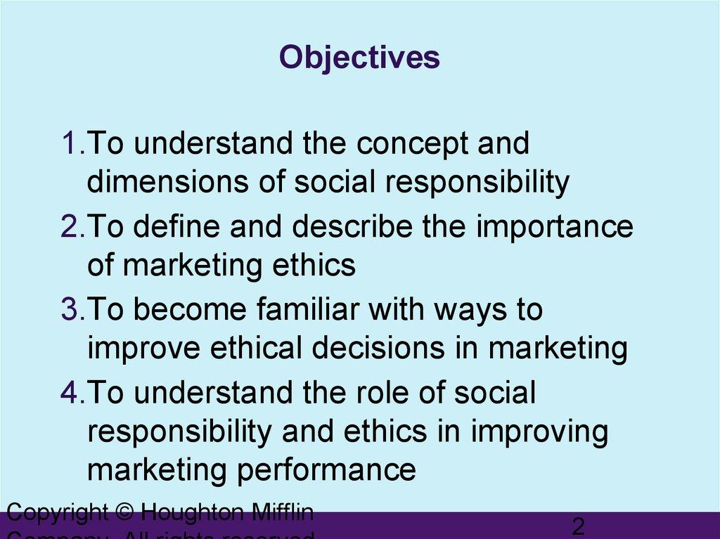 Global Marketing Ethics: A Communicative Approach