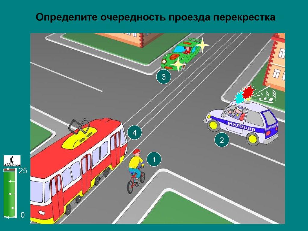 правил дорожного
