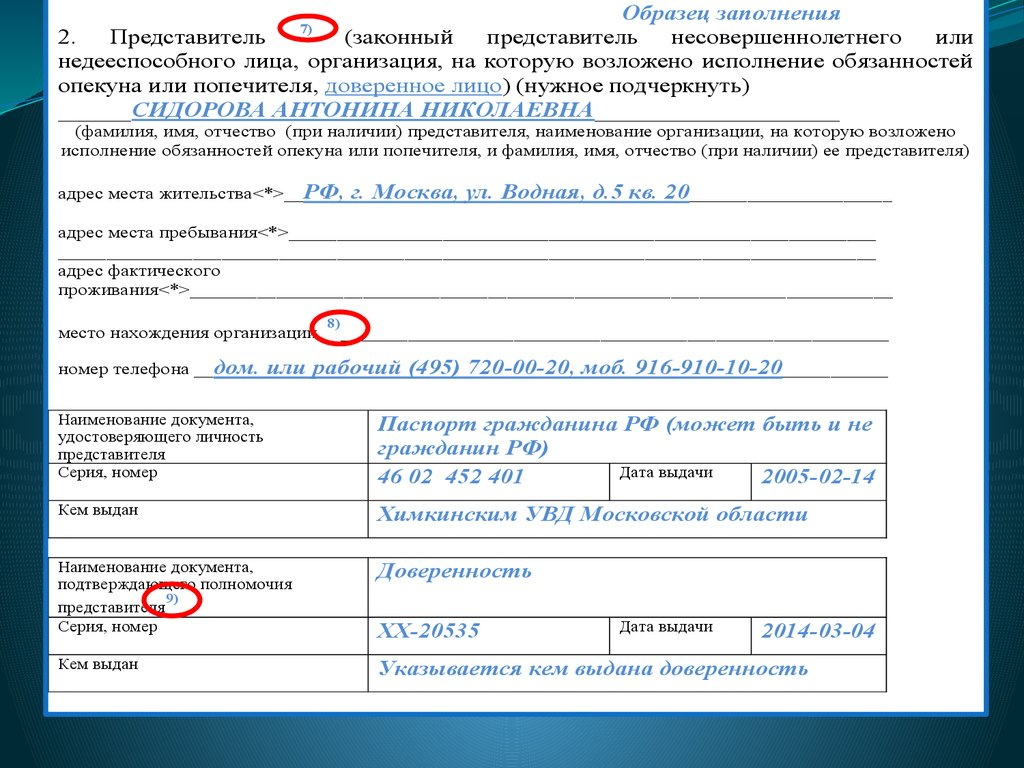 Адрес и контакты руководства Минсоцзащиты