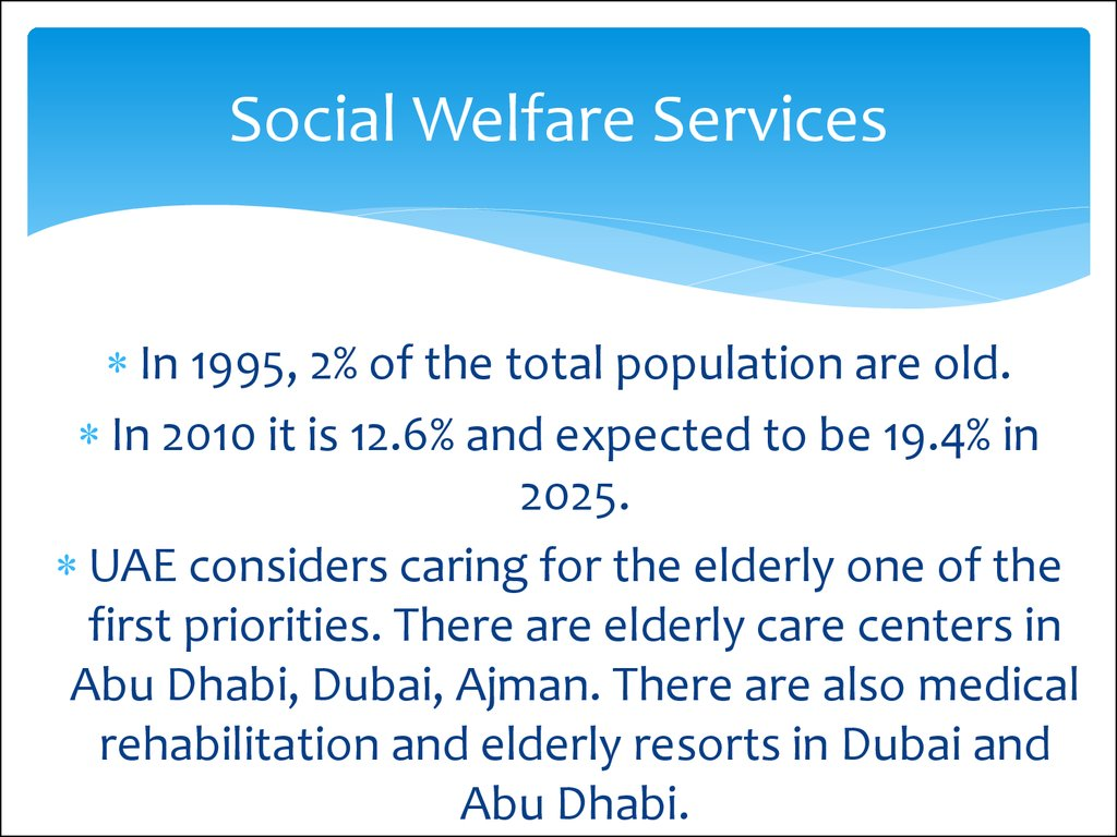 social development issues in uae   chapter 7