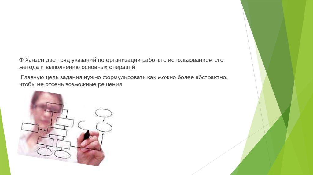 определение оптимального решения в организации