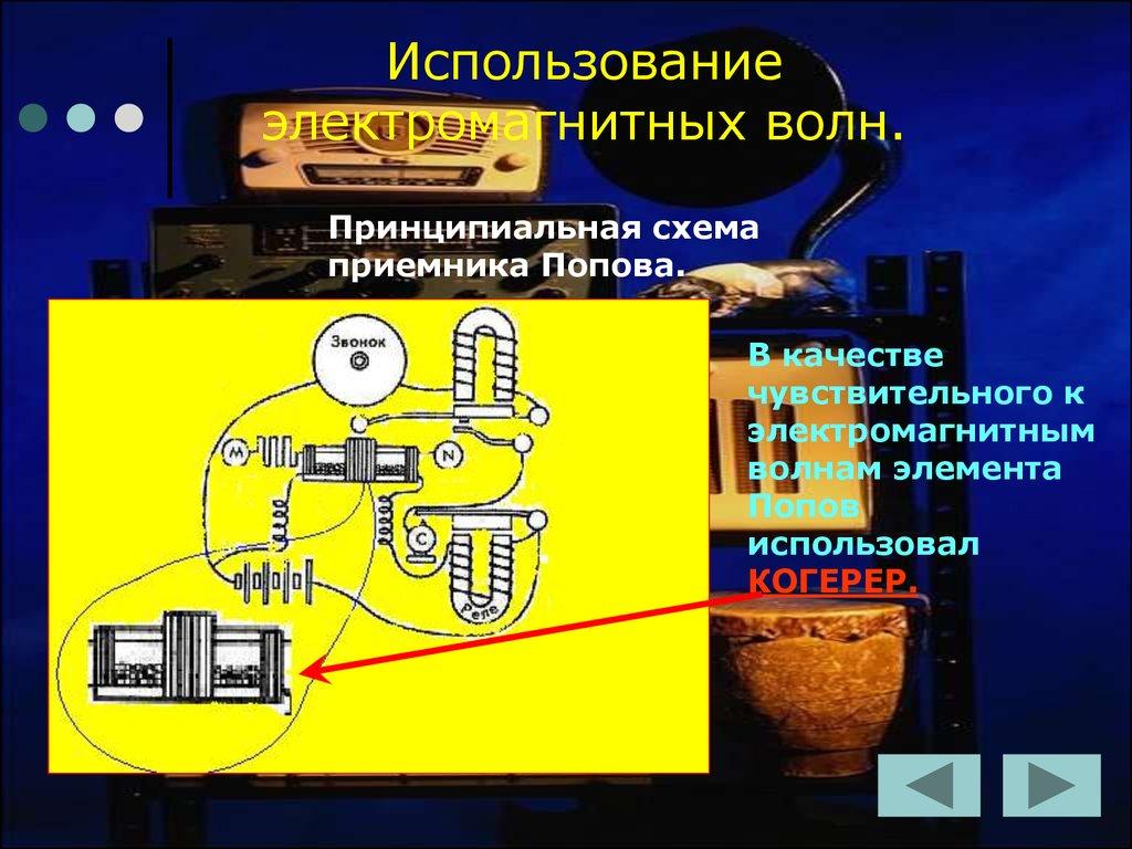 принципиальная схема радиоприемника космос