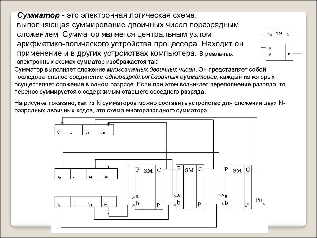 схема двухступенчатый rs или-не инвертор