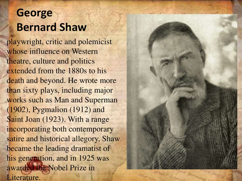 an analysis of george bernard shaws letter about the cremation of his mother This lesson provides a summary of george bernard shaw's famous play 'man and superman or as her mother analysis in george bernard shaw's letter to.