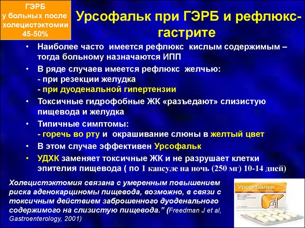 Постхолецистэктомический синдром - online presentation