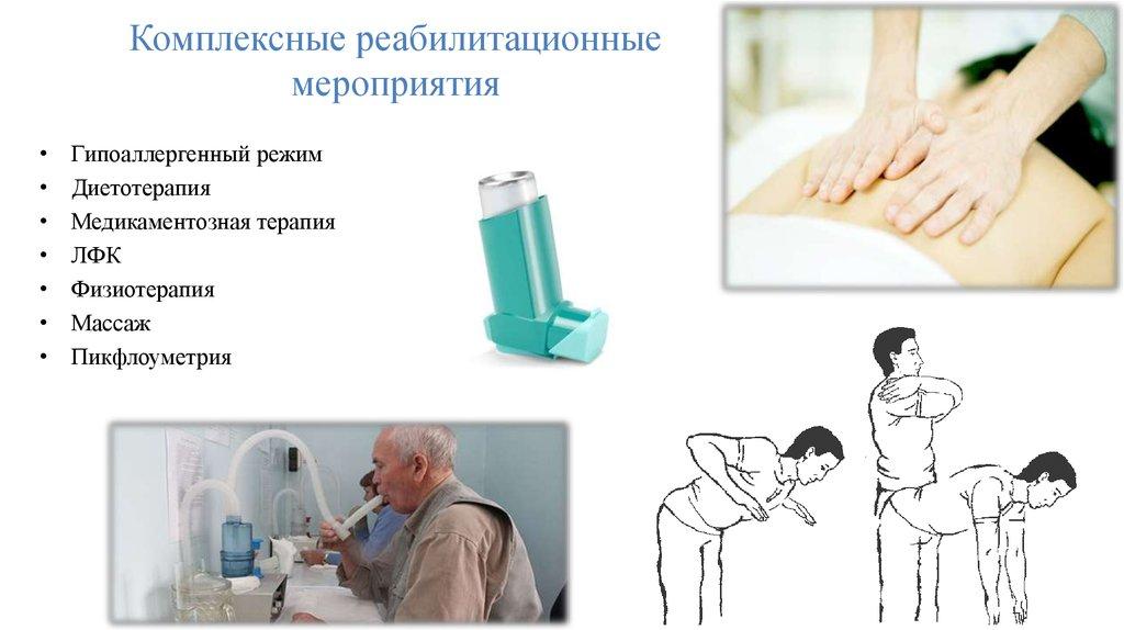 первый помощь медсестры при бронхиальной астме