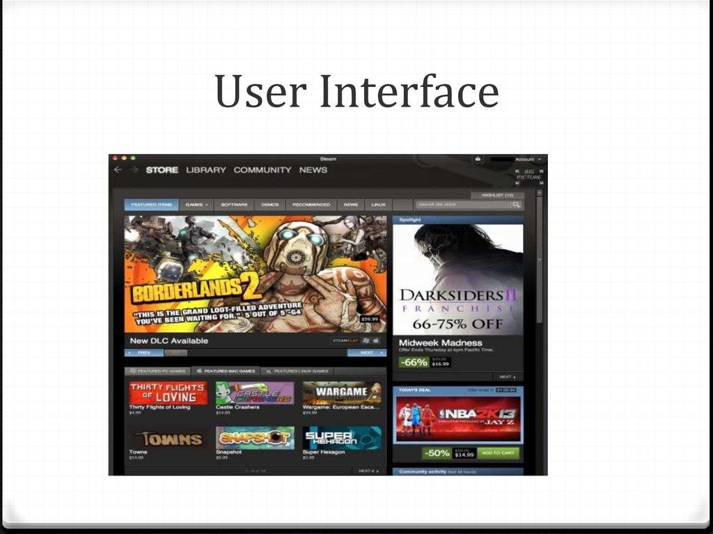Steam Punk Game User Interface Set by Sparximer | GraphicRiver |Steam User Interface