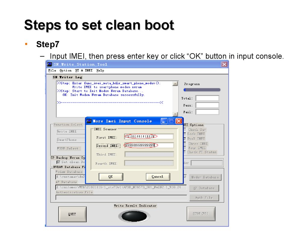 how to clean boot outlook