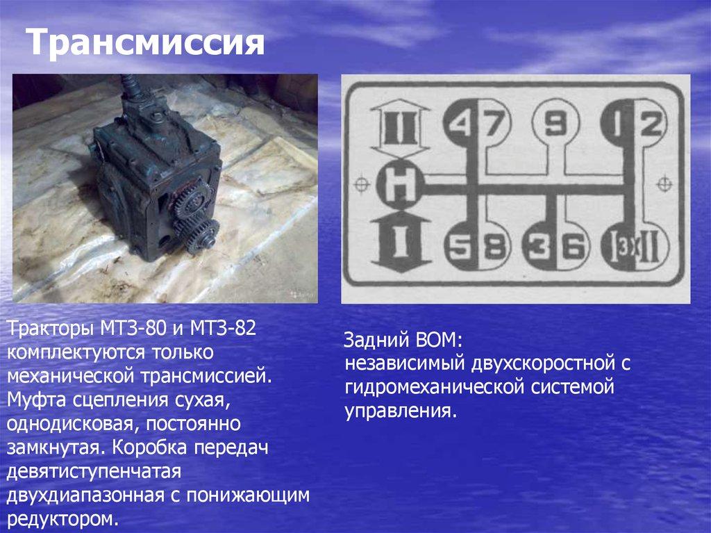 Автогрейдер на базе МТЗ 82 - stroy-teh.su