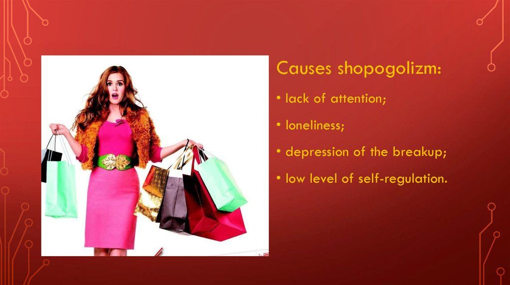shopaholic cause effect essay