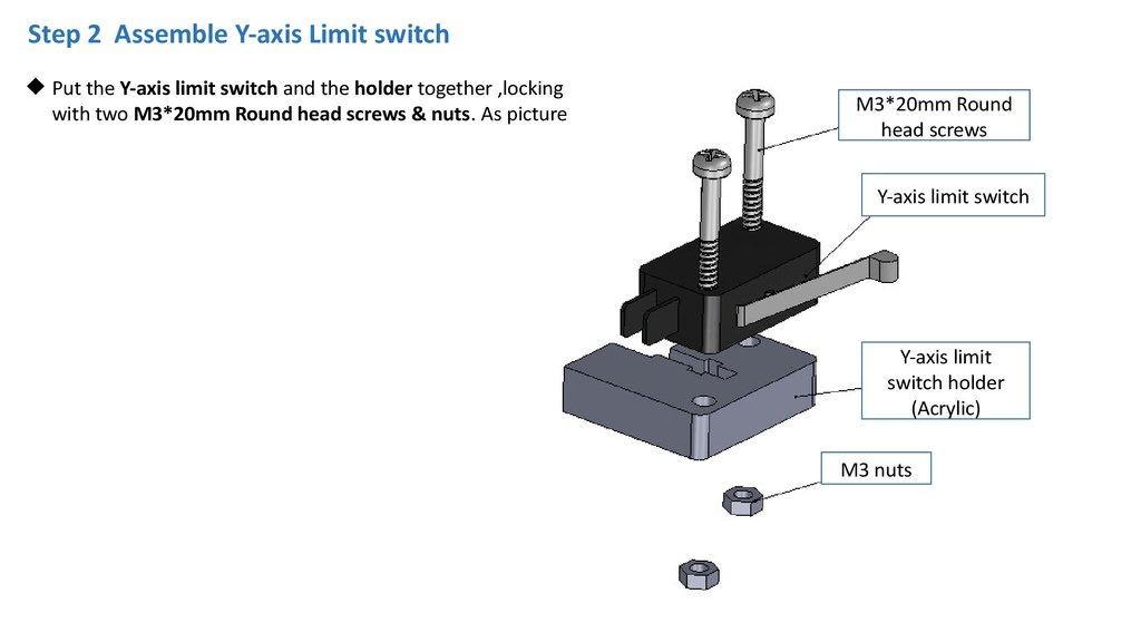 3d принтер Tronxy P802mha Installation Guide V 04