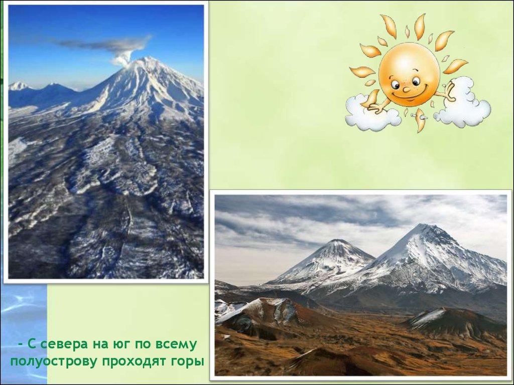 презентация горы росс