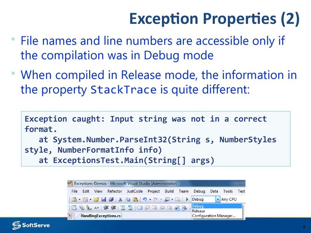 C catch exception - wesharepics
