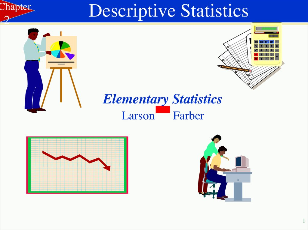 Chapter 1: Descriptive Statistics and the Normal Distribution