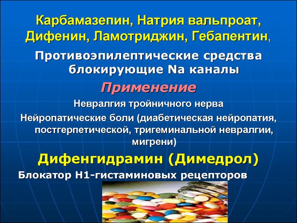 Натрия вальпроат
