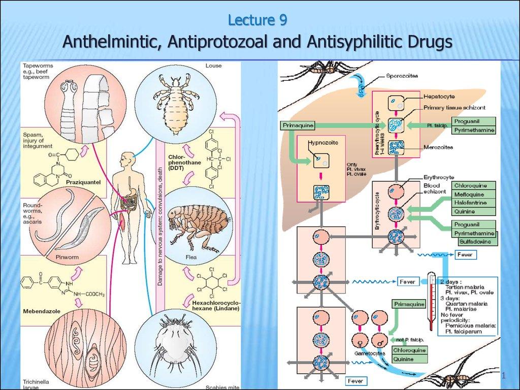 Anthelmintic