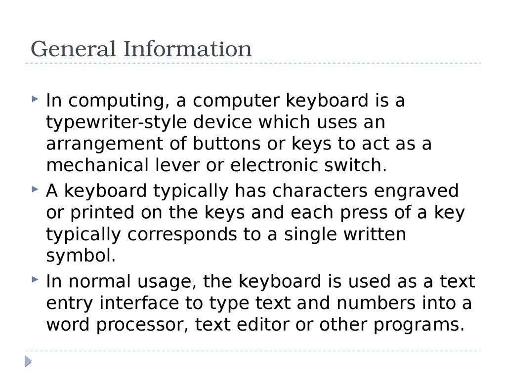 Computer Keyboard Keys: Useful Information You Need | Best ...  |Computer Keyboard Info