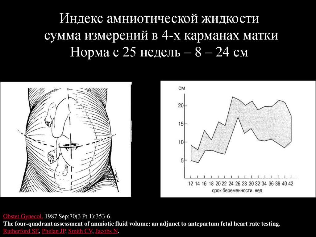 3 степень зрелости плаценты на 33 неделе