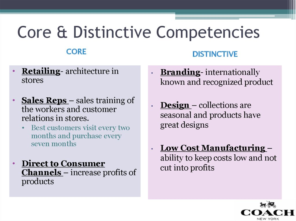 pepsico s distinctive competencies What is distinctive competence and how they help in strategic formulations.