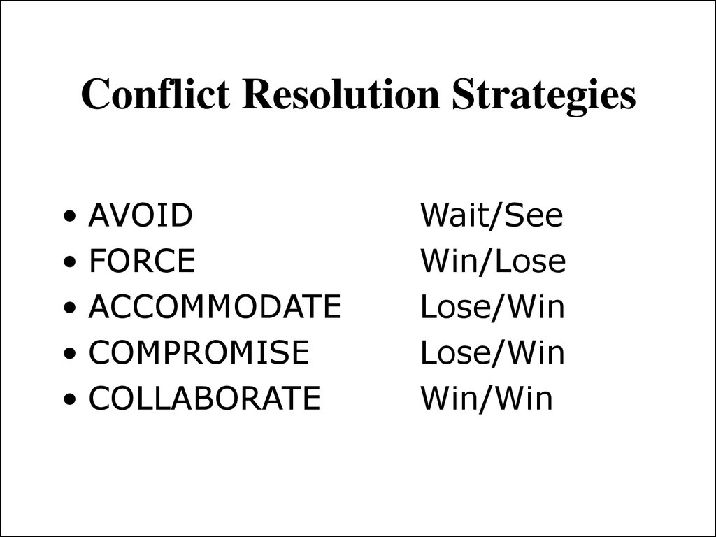 conflict resolution at general hospital Conflict resolution in the workplace: separated by massachusetts general hospital describe practical tools and resources for enhancing conflict resolution.