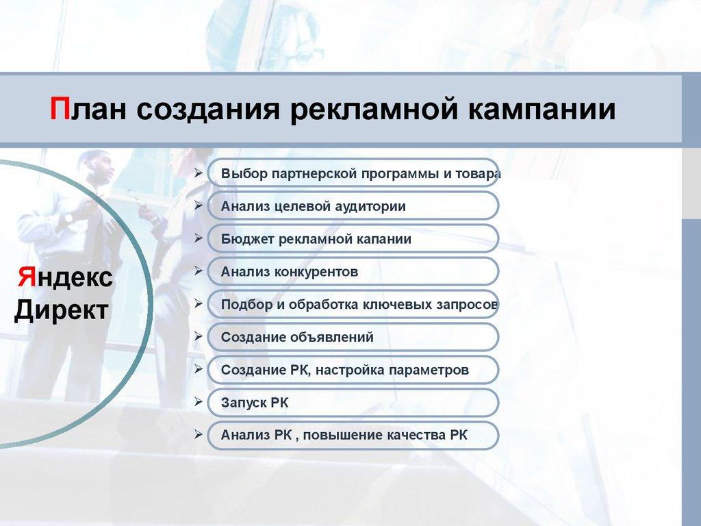 курсовая работа Планирование и организация рекламной компании Планирование рекламной компании контрольная работа