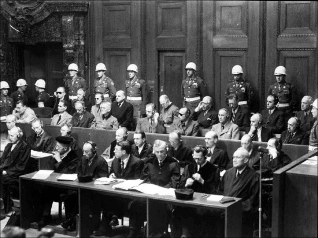 итоги второй мировой войны реферат