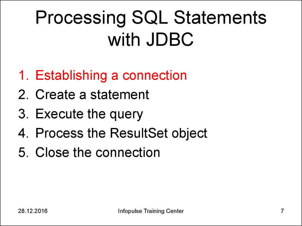 sql database programming with java pdf