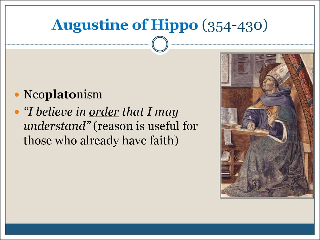 an analysis of the topic of the augustine of hippo A summary of the city of god in 's saint augustine (ad 354–430)  augustine continues with this theme in book xxi and describes the eternal punishment of.