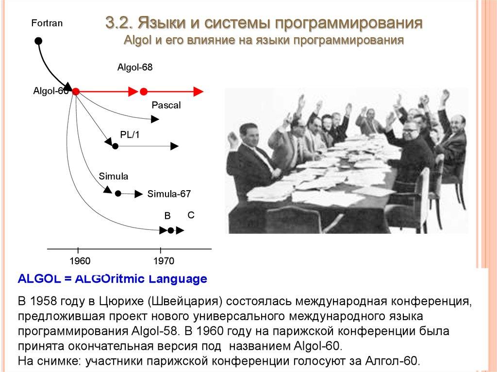 Среди всех языков можно