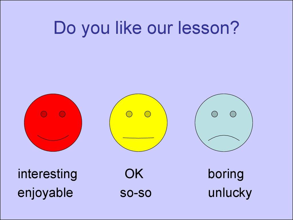 презентация 2 класс английский язык 4 урок