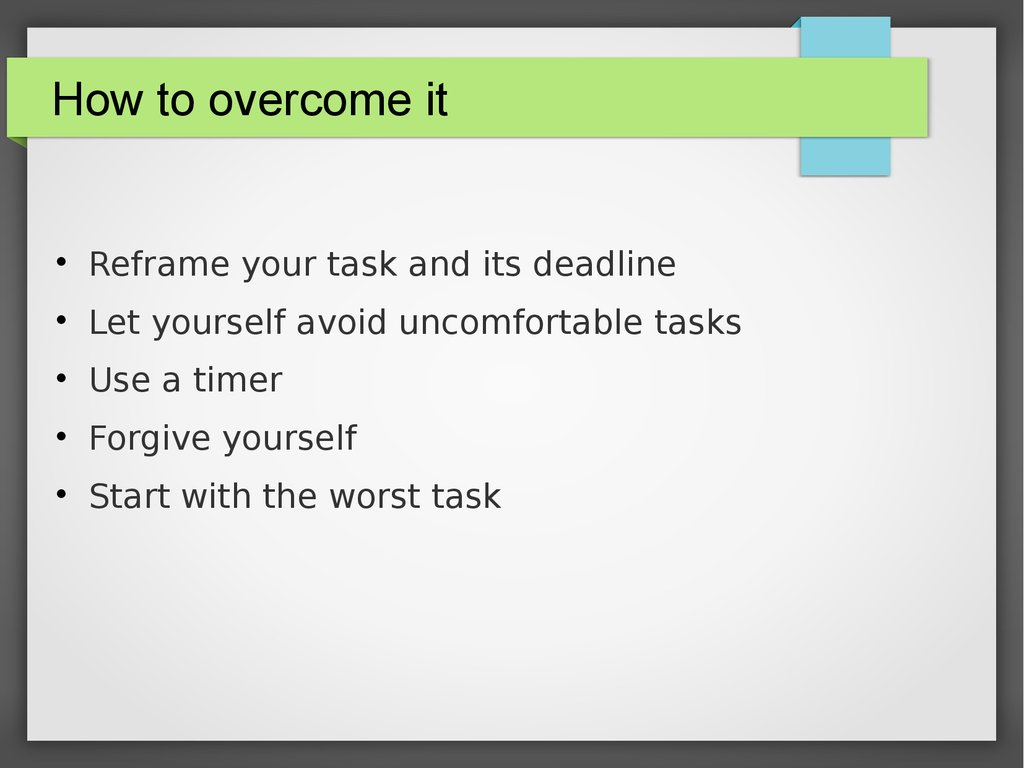 Why Procrastination is Bad: Stop Procrastinating About Procrastination!
