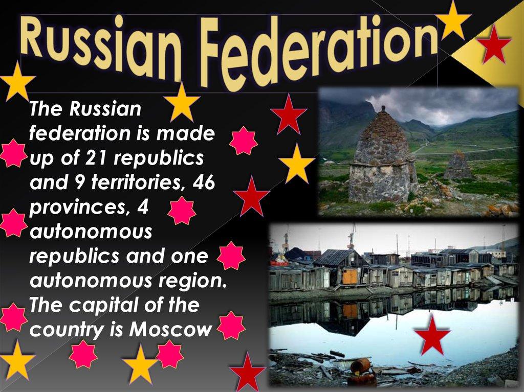 Federation Understand Russian 43
