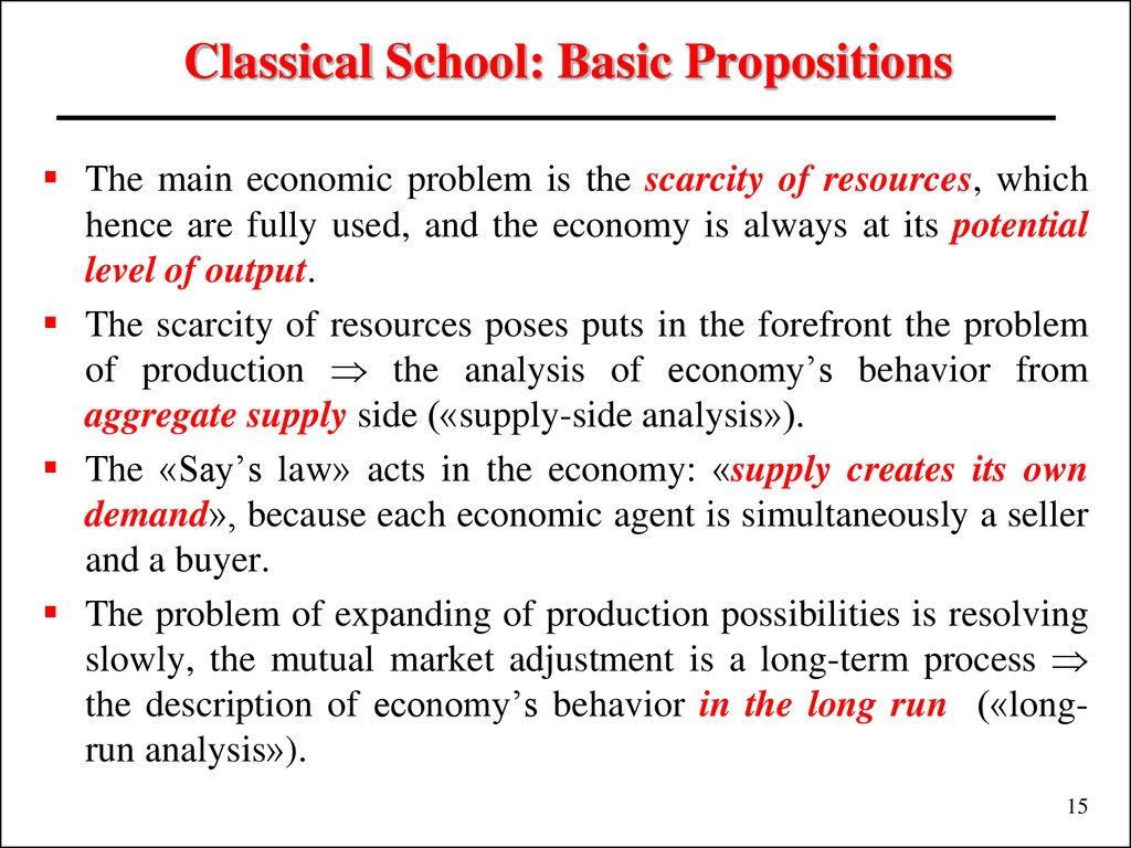 an analysis of economy problem Applied political economy analysis: a problem-driven framework 3 depending on the purpose of the analysis being carried out, this may not always be the best approach, but we do feel it can help significantly in narrowing the scope of the analysis in a way that helps respond to the.