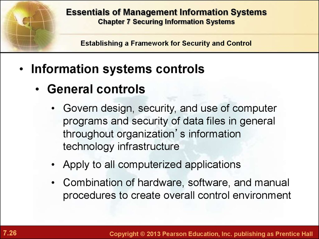 MS in Management Information Systems