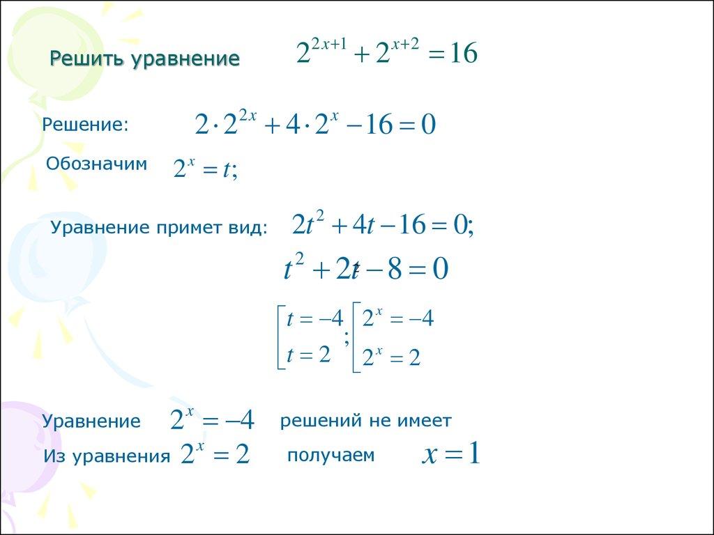 онлайн решебник рівнянь
