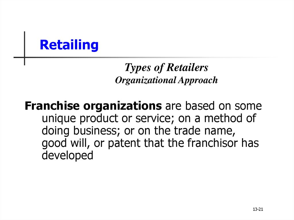 principles of retailing Guiding principles for responsible retailing of beverage alcohol as the world's leading retailers and producers of beer, wine, and spirits, we are working together to strengthen retailing practices that reinforce the importance of responsible drinking we recognize that excessive or inappropriate.