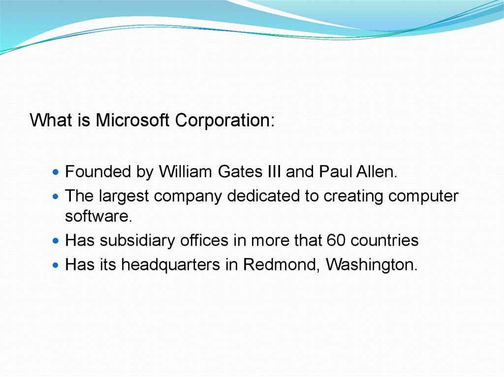 the history of the microsoft corporation Microsoft support hi, i'm your virtual agent tell me about the issue and i'll help you find the solution you need try the virtual agent.