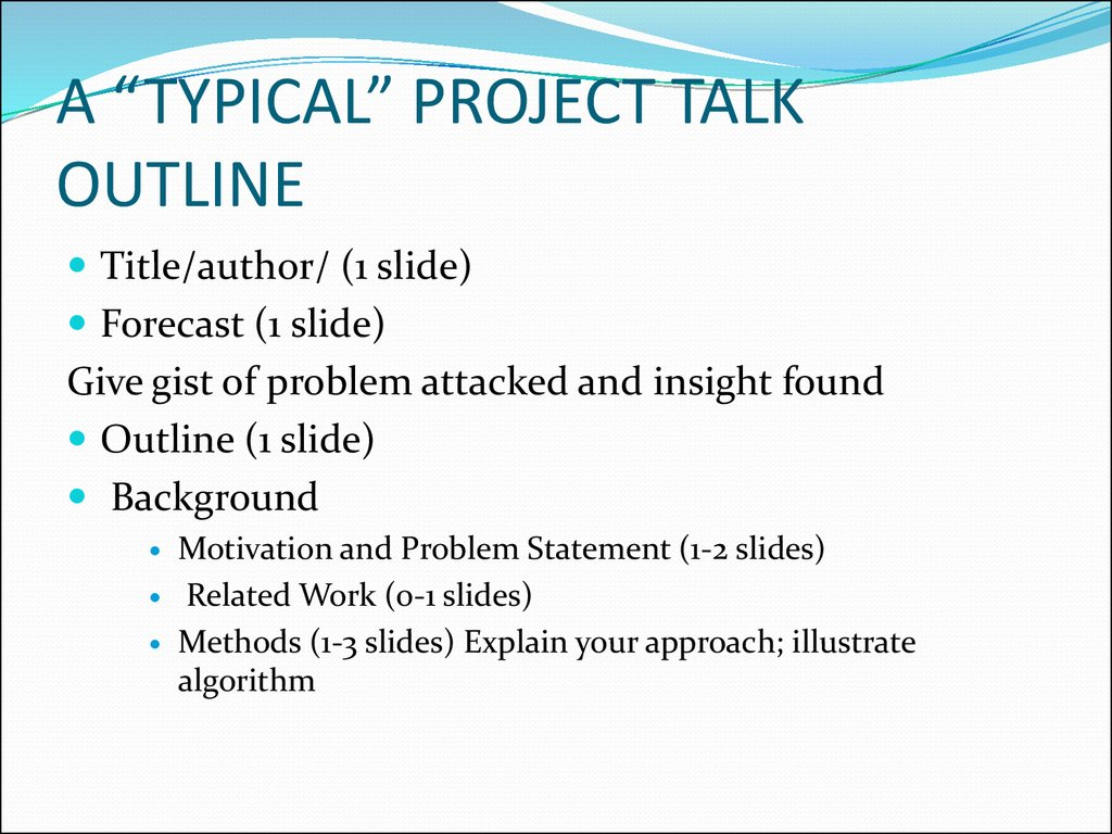 How To Do A Master'S Thesis Defense
