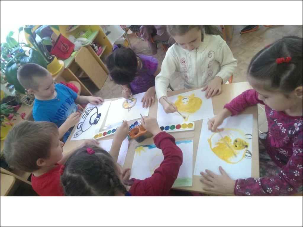 знакомим дошкольников с работой сердца