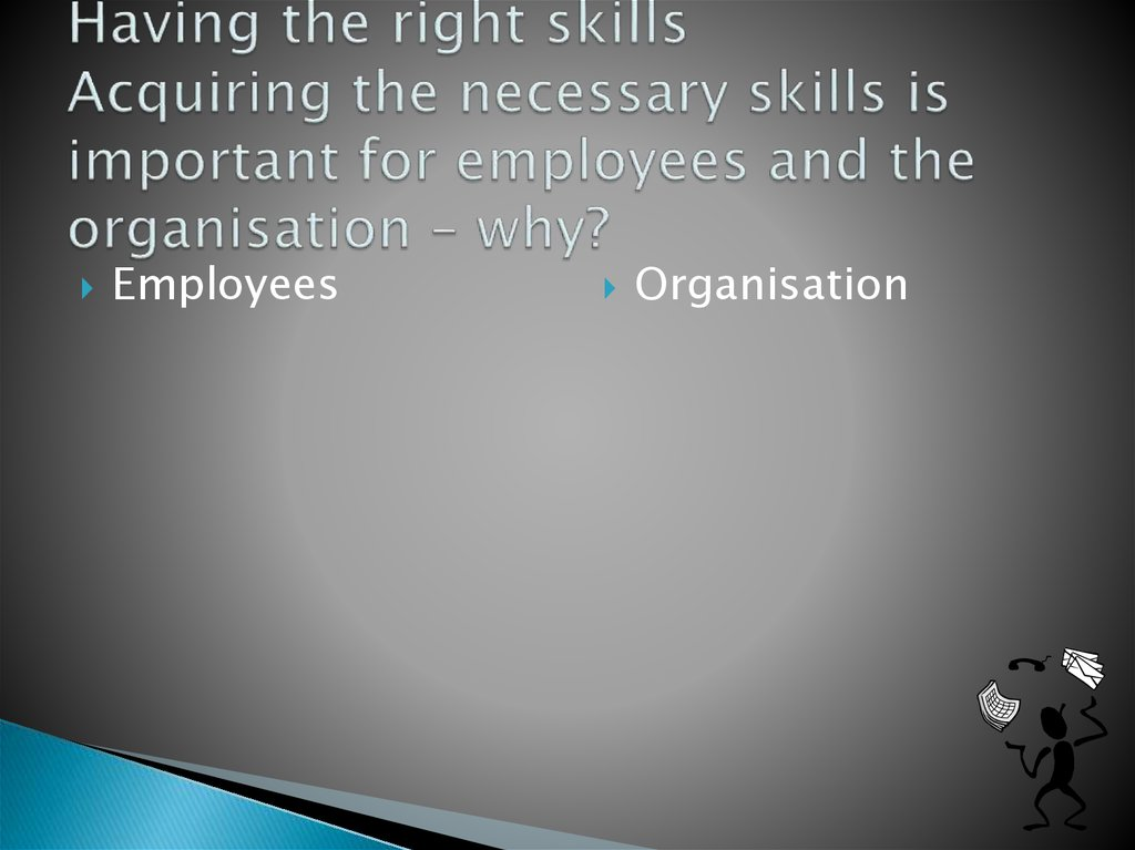 Human resource management in business