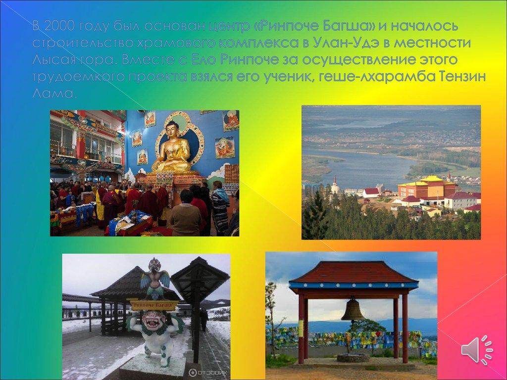 Презентация Города Улан Удэ