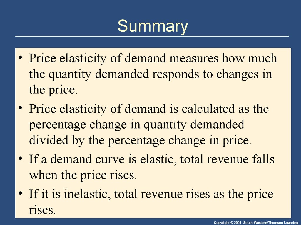 the importance for price elasticity of demand essay Essays & papers price price elasticity of demand of newspapers the price elasticity demand will be 0 5 the study of demand and supply is very important for the understanding of the various functions and operations of economics.