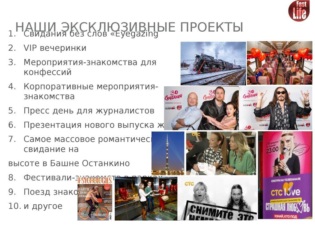 рынок знакомств в россии