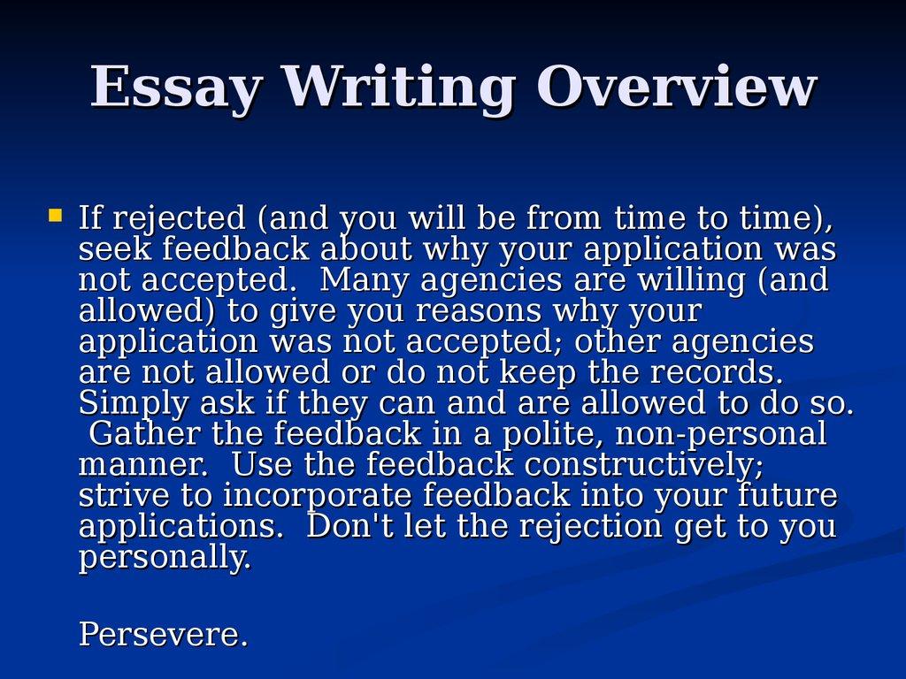 Essay fulbright sample