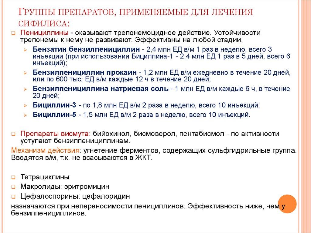 Какое лекарство от сифилис Самые интересные факты обо всем Tattoodima.ru