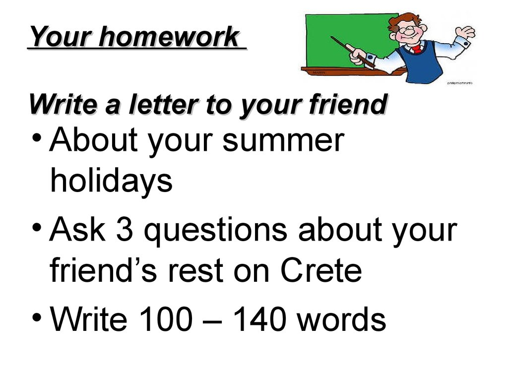 letter to a friend from summer holiday Write a letter to my friend that how i spend my summer vacations in hindi - 21006.
